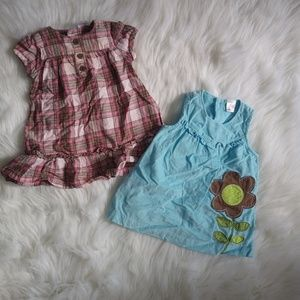 Infant Girl's Dresses Bundle